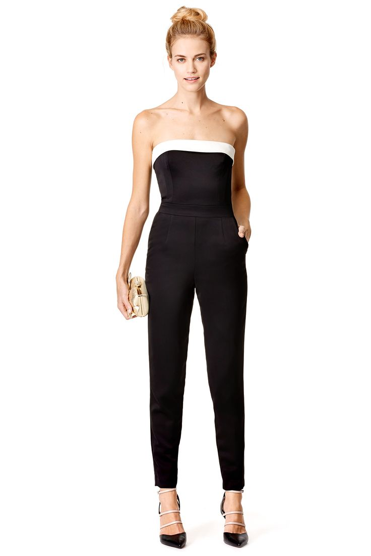 Rent Edda Jumpsuit by Trina Turk for $65 only at Rent the Runway.