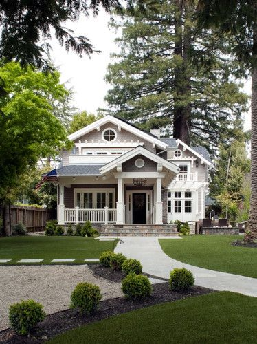 """They call this a """"cottage"""" on the plans but, really, I'd call it my dream mansion!!"""