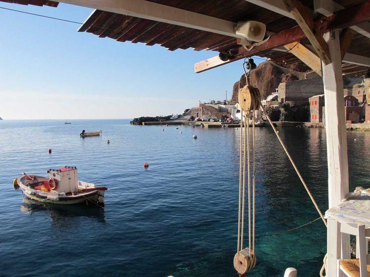 Oia Mansion in Santorini