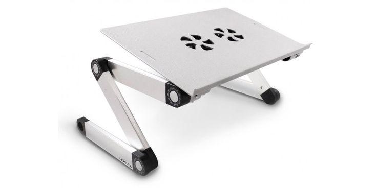 les 25 meilleures id es de la cat gorie table pour ordinateur portable sur pinterest table d. Black Bedroom Furniture Sets. Home Design Ideas