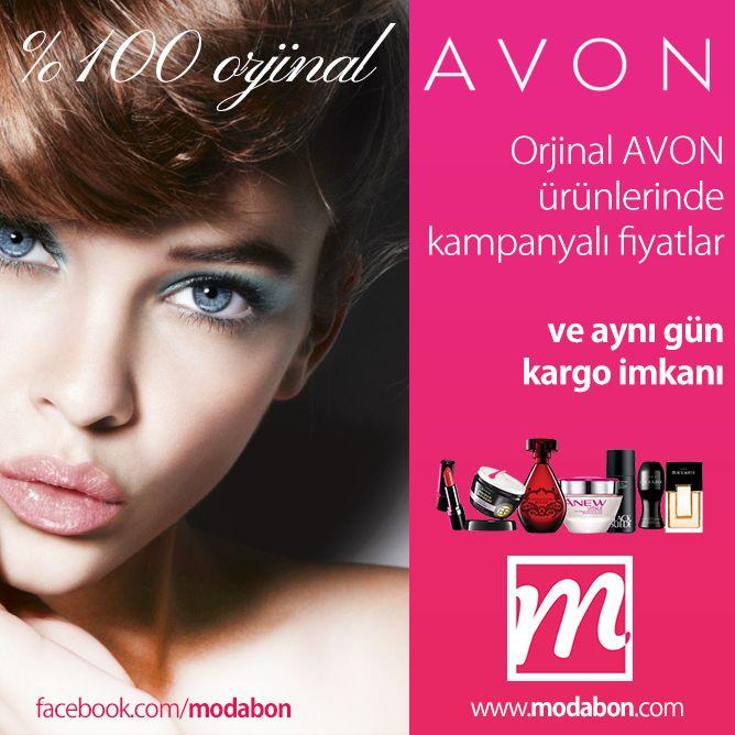 En Sevilen Avon Parfümleri Kampanyalı Fiyatlarla Modabon.com' da
