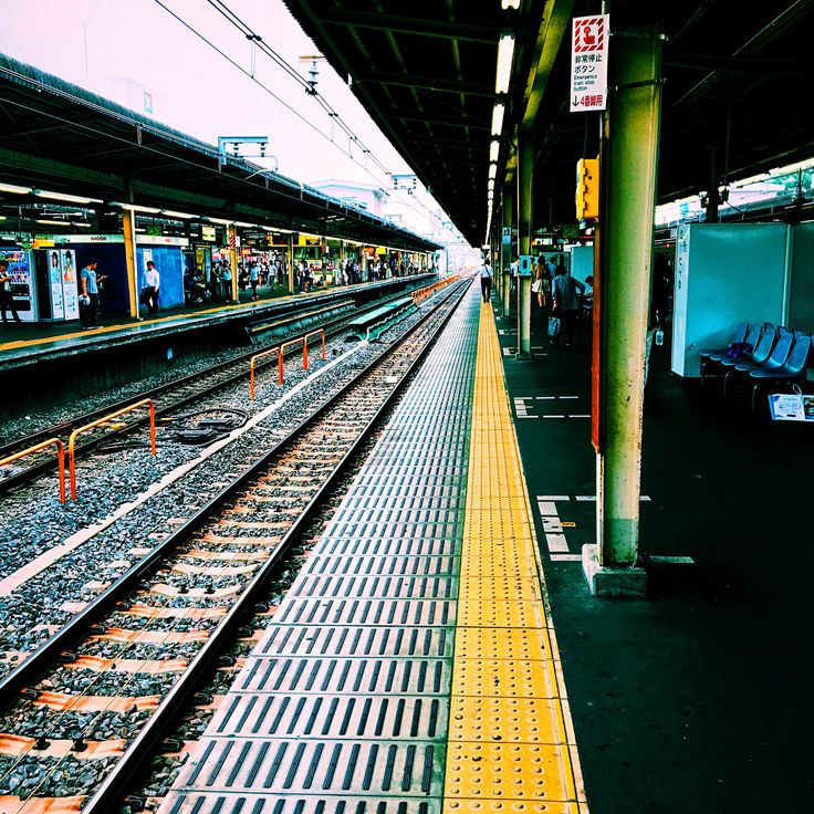 When choosing a hotel in Tokyo, make sure to choose one near a station. Trust me. If you're near a station... Everything will come to you.