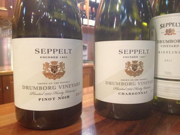 Love the Seppelt wines from Drumborg Vineyard in Henty, Victoria #aussiewine