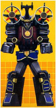 Samurai Star - Power Rangers Ninja Storm - Power Rangers Central