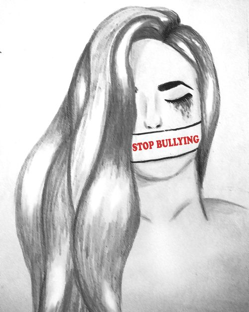 9 best Anti bullying drawing idea images on Pinterest ...