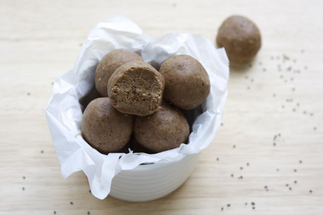 Who doesn't love a protein ball? They're handy little things to have on  hand for a post-workout snack, a buddy to your coffee in the morning or to  blast afternoon sugar cravings and get you through to dinner.