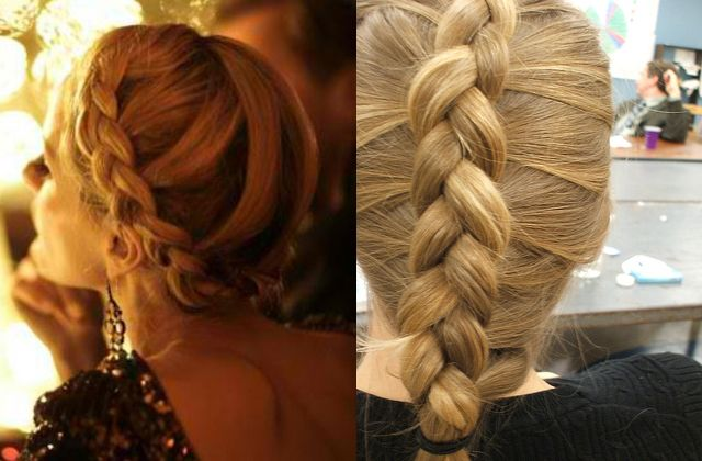 I'd like to give this a try: Braids Breakdown, Inverted French, New Hair, Braids Ideas, Braids Style, Dutch Braids, French Braids Updo, Braids Hair, Hairstyles Th