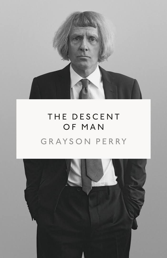 Image result for grayson perry the descent of man