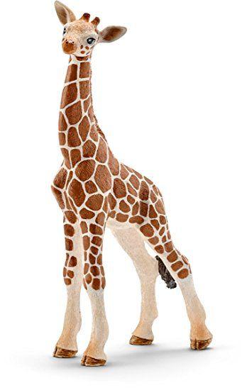 Schleich 14751 - Spielzeugfigur, Giraffenbaby