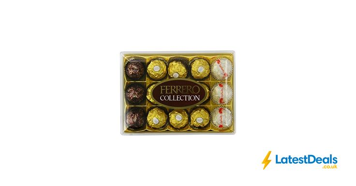 Ferrero Collection 15 Piece Assortment (Add on Item), £3.55 at Amazon UK