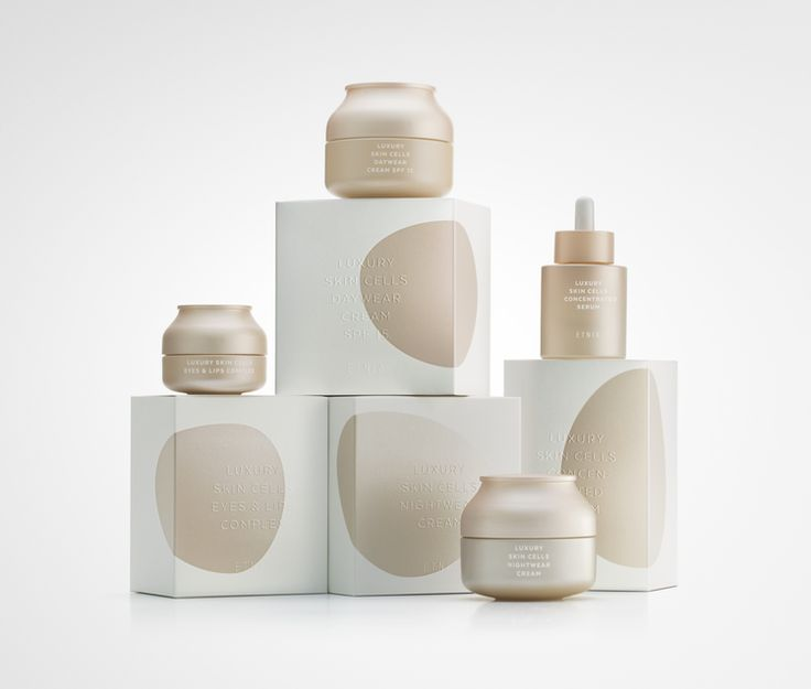 Luxury Skin Cells — The Dieline - Branding & Packaging