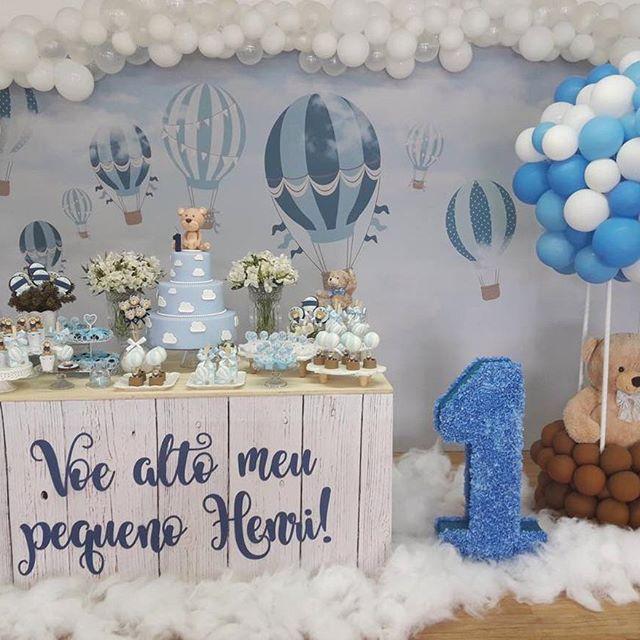 #Repost @docediafestas ・・・ Decoração tema Ursinhos por @docediafestas!! #hotairballoon #festaurso #festaursinho #festadecrianca #cumpleaños #instaparty #ideasfiestas #ideasdecorativas #ideasparafiestas #ideasdedecoracion #partyideas #partydecorations #partyinspiration #birthdayparty #partydecor #decorparty #decorkids #kidsparty #kidspartyideas #kidsdecor #festamenino #festasinfantis #decoraçãofestainfantil #decoraçaoinfantil #anniversaireenfant #fiestainfantil #boysparty #festadem...