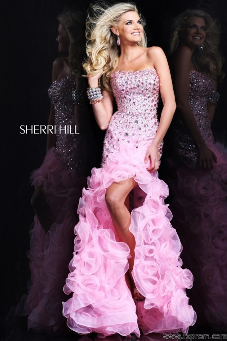 33 best Sherri Hill Dresses images on Pinterest | Vestido de sherri ...