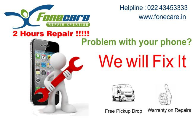 Phone Care is the best repair center for Apple company iphone in Kandivali, Mumbai. Simply call on 8082704087