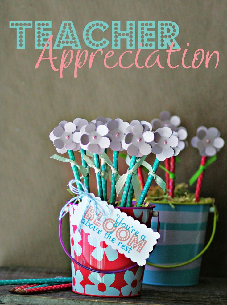 seven thirty three - - - a creative blog: 23 Handmade Teacher Appreciation Gift Tutorials
