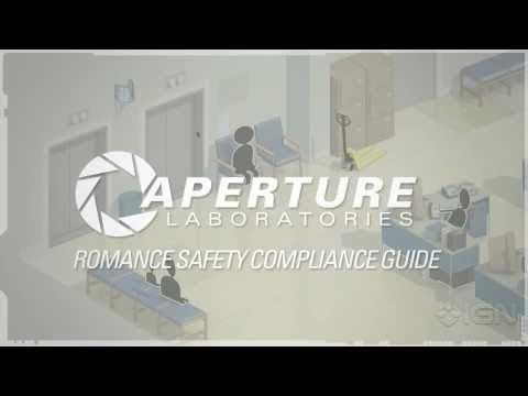 Portal 2: Valentine's Day Trailer - YouTube