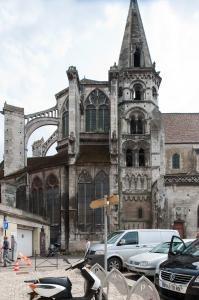 Auxerre, Église Saint-Eusèbe