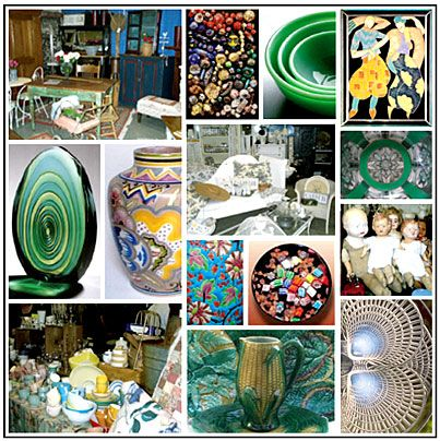 Antique Fairs and Flea Markets in Vancouver