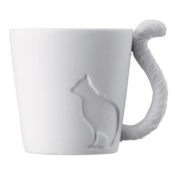 Cat Mugtail