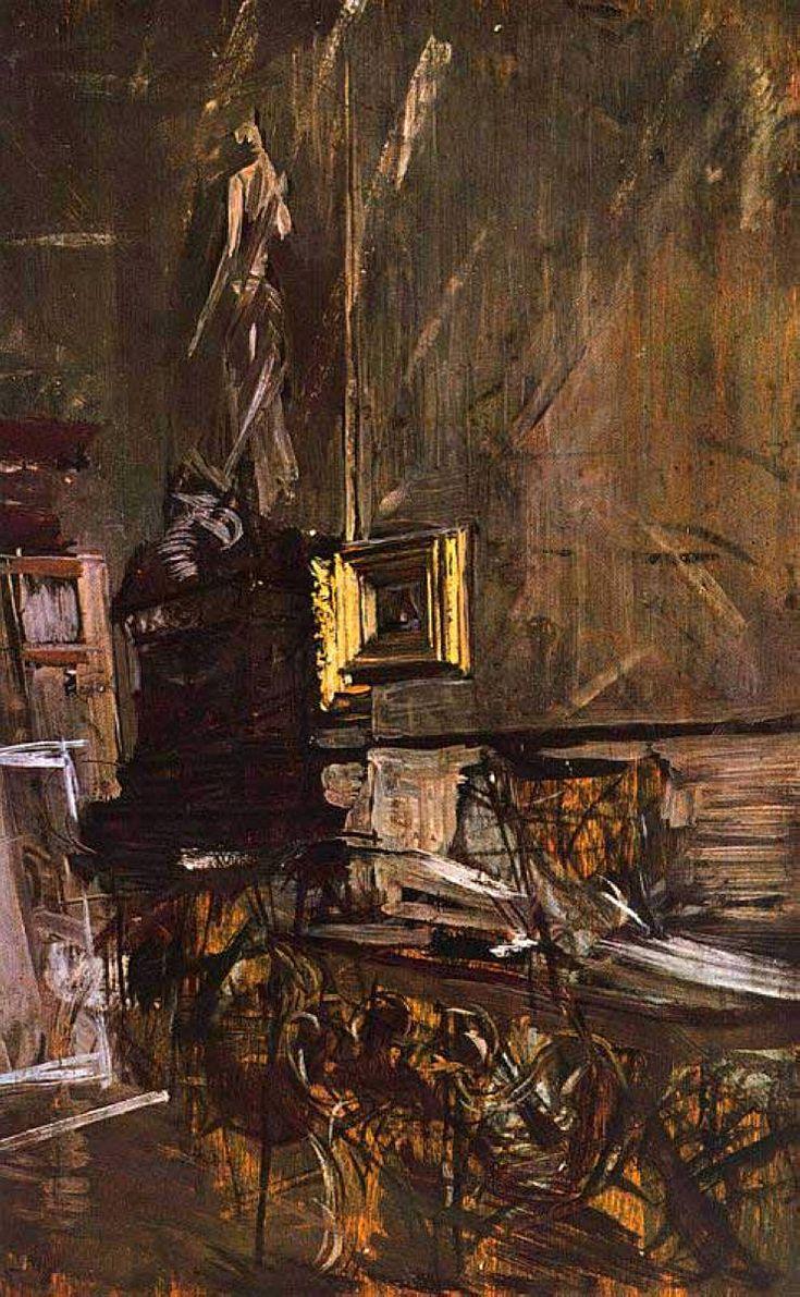 The Golden Frame — Giovanni Boldini | Biblioklept