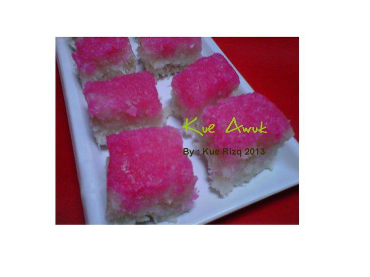 NCC Jajan Tradisional Indonesia Week: Kue Awuk