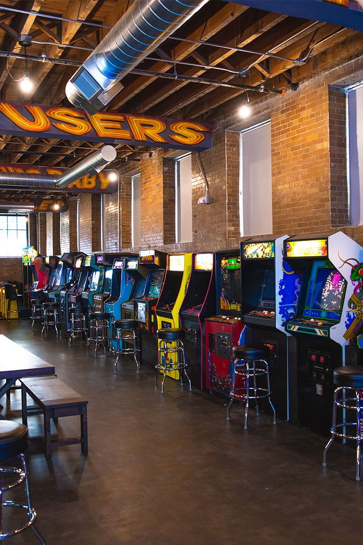 Pixeled Brewing Company Is Fargo Nd S First Arcade And Brewery