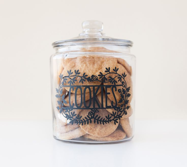 Best ideas about glass cookie jars on pinterest gift