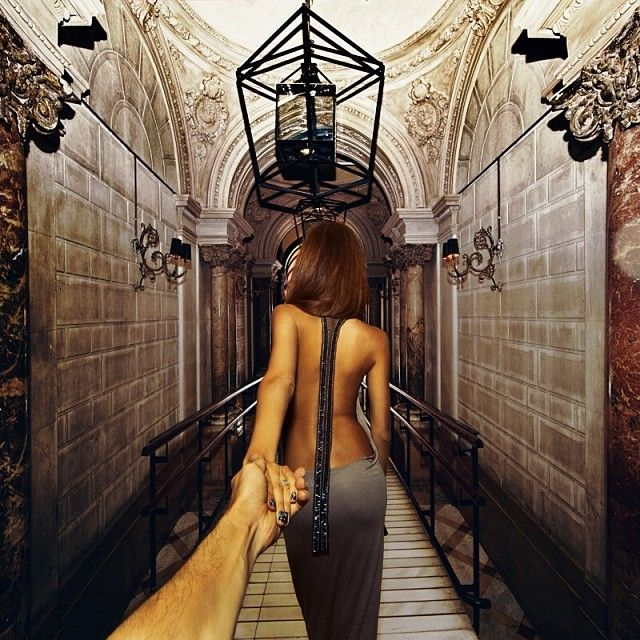 Follow me to Hotel Praktik Rambla, Barcelona - Murad Osmann