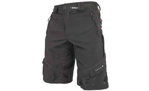 Endura Hummvee Shorts Black 2013 with Liner from Ae7