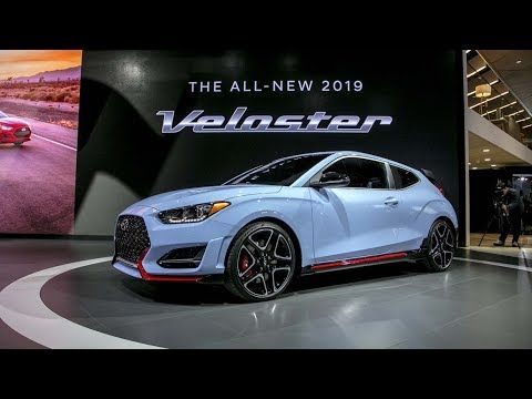 [NEW] Hyundai Veloster 2019   Review | World Car