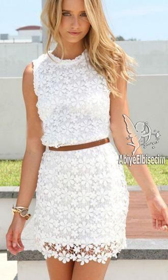 beyaz elbise dantelli elbise kısa elbise,bayan elbise,beyaz elbise,elbise,dantelli elbiseler,kısa elbiseler,abiye elbi