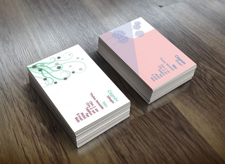 Latest business card templates