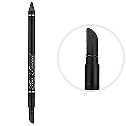 Too Faced - Perfect Eyes Waterproof Eyeliner  #sephora      Best eye liner!!!