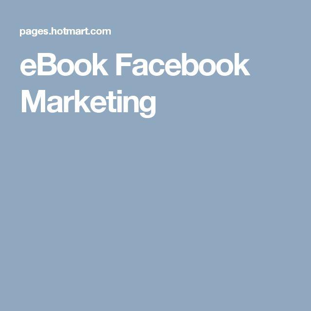 eBook Facebook Marketing