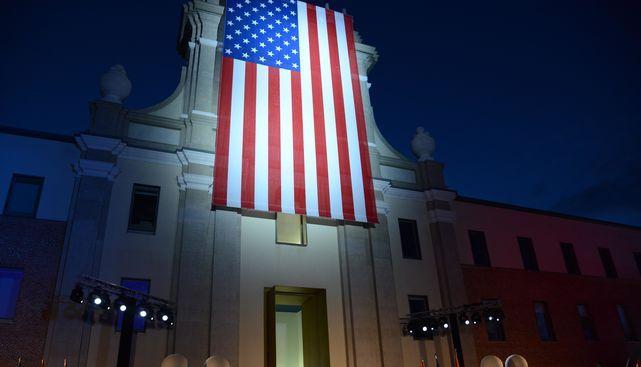 La Embajada Norteamericana recorta su fiesta de la noche electoral
