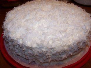 Old-Fashioned Coconut Cake Recipes — Dishmaps