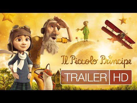 Il Piccolo Principe: la storia riprende vita nel trailer ufficiale - http://bit.ly/1Z6DOTl - #IlPiccoloPrincipe