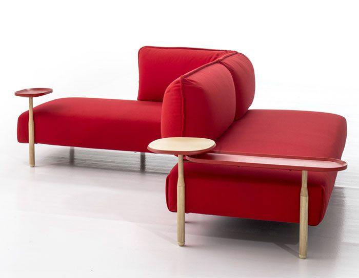 270 best sofa | modern | furniture design images on pinterest ... - Das Modulare Ledersofa Heart Formenti