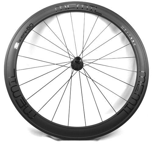ZEN 50mm Full Carbon Clincher Wheelset