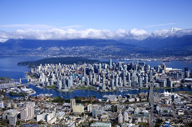 vancouver skyline best view - Google zoeken