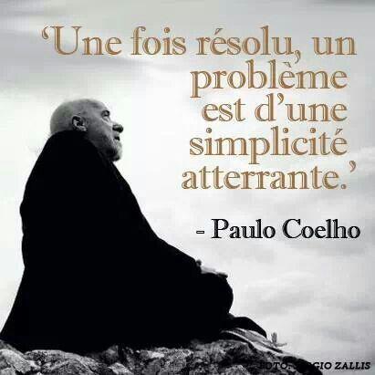 """Effectivement ! Le chemin pour résoudre le """"problème"""" prends parfois beaucoup de temps. Cela demande la patience et de la bienveillance envers soi."""