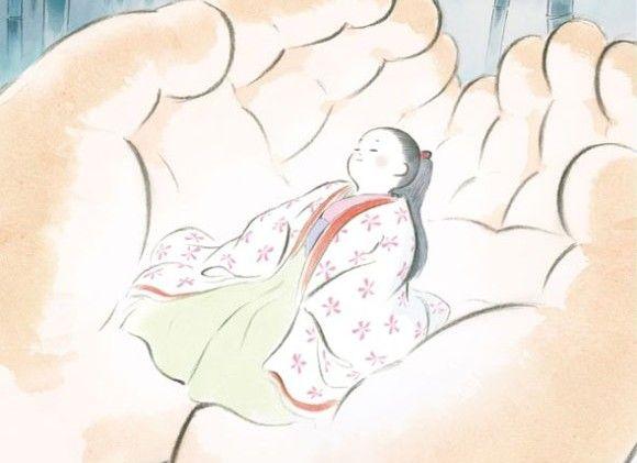 Kaguya Hime no Monogatari / Le Conte de la Princesse Kaguya, le nouveau Isao Takahata (infos)