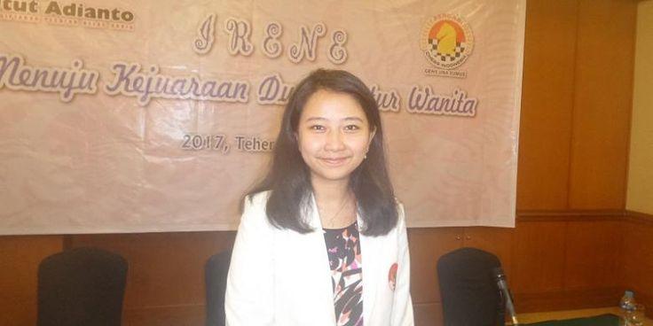 Irene Kharisma Ingin Cetak Sejarah Pada Kejuaraan Dunia Catur - http://darwinchai.com/olahraga/irene-kharisma-ingin-cetak-sejarah-pada-kejuaraan-dunia-catur/