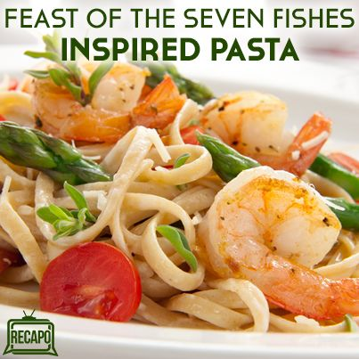 39 best images about feast of the seven fish on pinterest for What is the feast of seven fishes