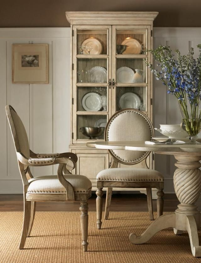 French Country Dining (via Pinterest) Idea