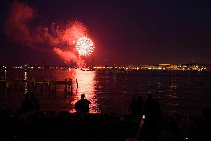 getaways for july 4th weekend