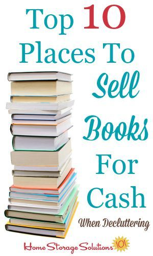 Top 10 Places To Sell Books For Cash Making Your Home A Haven