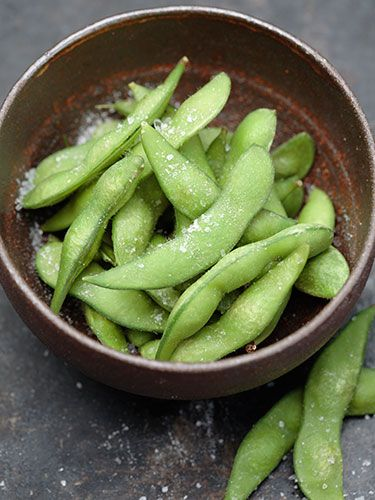Ryan and I love having edamame as a substitute to other unhealthy snacks!  The 25 Best Snacks for Weight-Loss