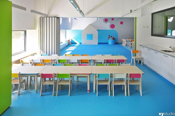 przedszkole Kids&Co Ostrów Mazowiecka projekt xystudio 2015