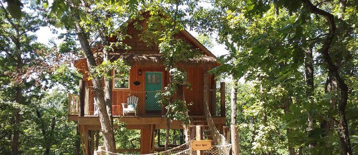 Briar Rose Eureka Springs Cottages Enchanted Treehouses Treehouse Cottages Eureka Springs Tree House